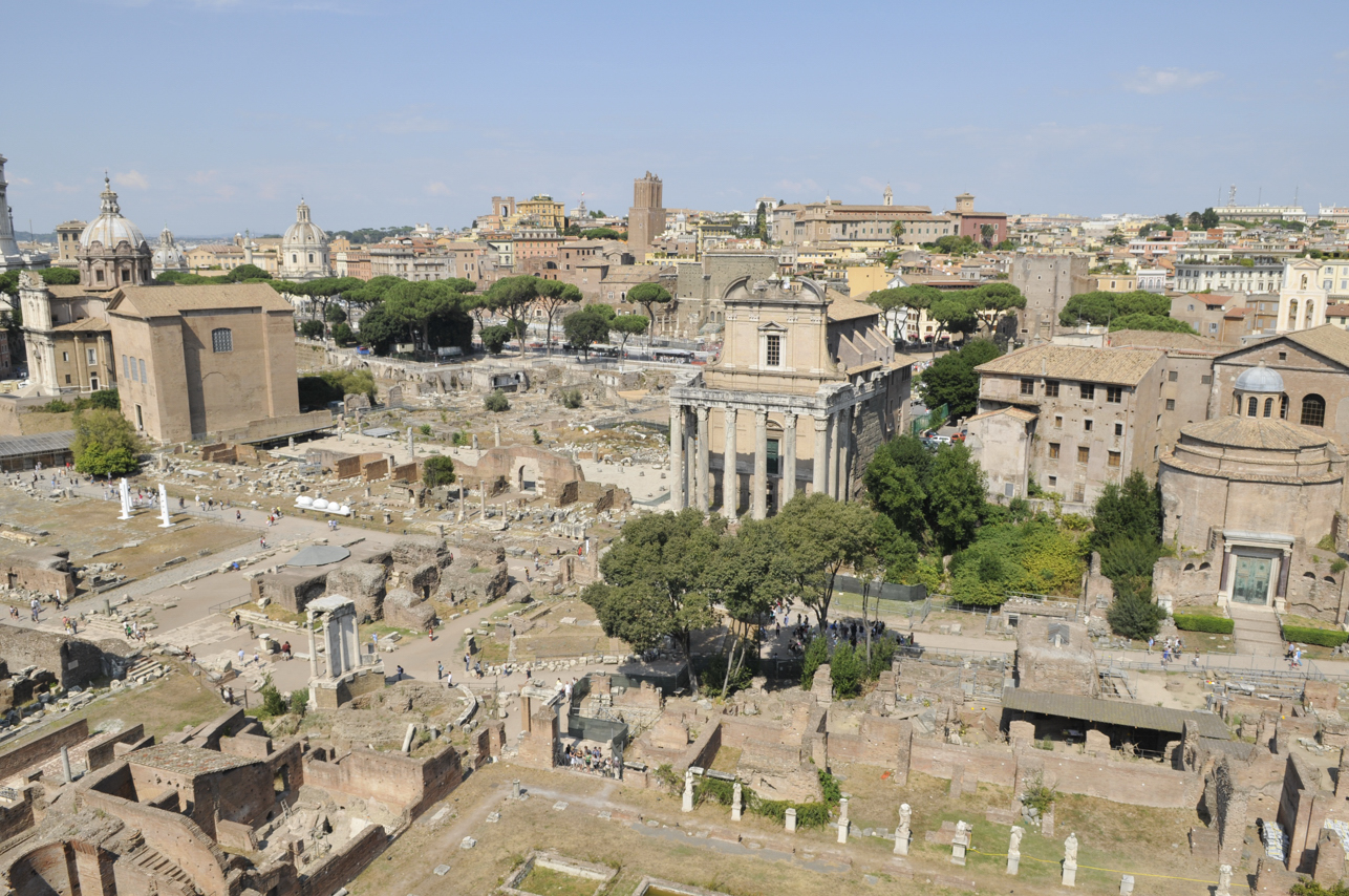the christianization of rome Swathes of scholars for bringing about the destruction of rome, liberating rome, his tyrannical style, the murders of his wife and son, his patronage of the church, his stabilization of the empire, his building projects and artistic style, and his suppression of paganism.