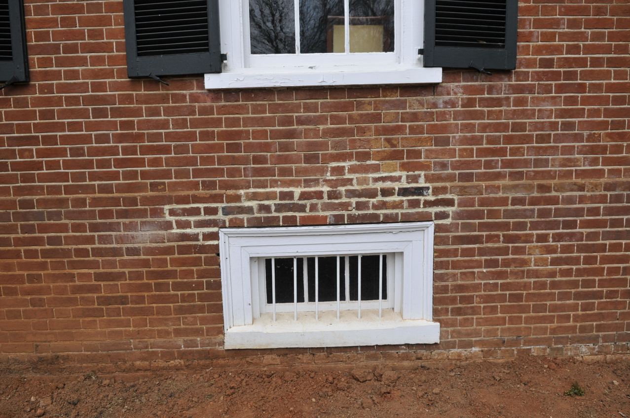 Exterior Window Trim Brick The Hippest Pics
